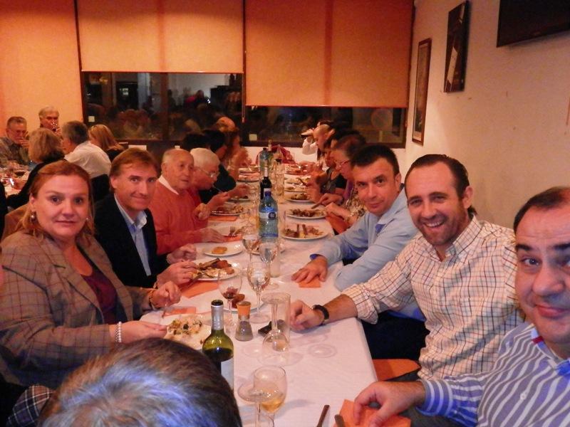 Sopar d'Apoderats i Col.laboradors